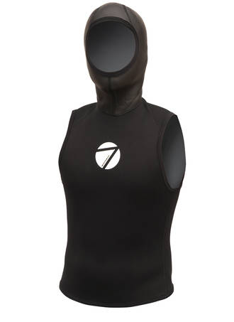 Hooded Vest - WHILE STOCK LASTS