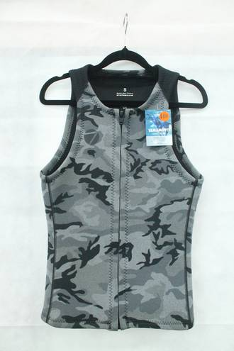 Sale Lite Vest 2mm Front Zip Mens Small