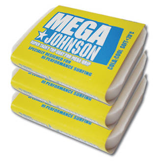 MEGA Johnson Super Tacky Wax x 3