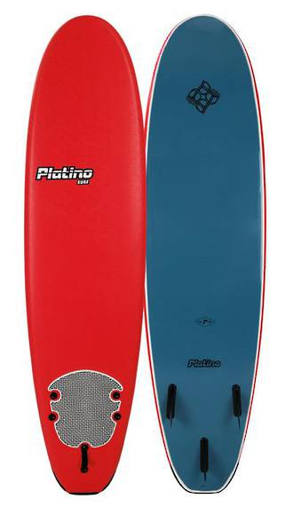 7ft Softboard - Platino - Seventhwave Wetsuits