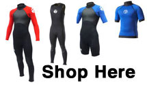 Shop here Seventhwave Wetsuits Custom fit