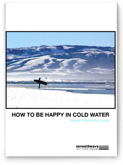 How to be happy in cold water