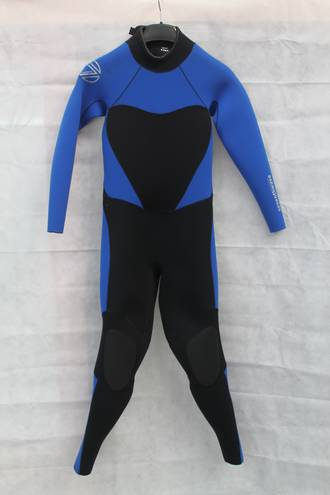 Sale Women's Winter Wetsuit Siren G&S 4/3 Back Zip Womens 12Short