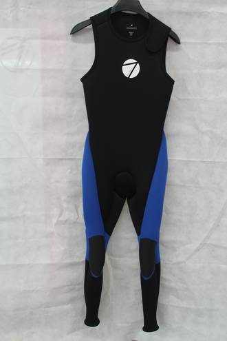 Sale Force 3/2 Long John Wetsuit Mens Medium