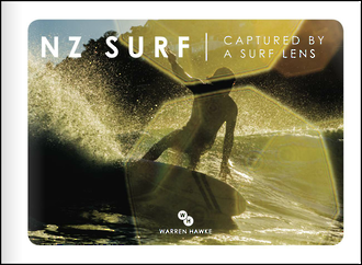 NZ Surf - Captured by a Surf Lens