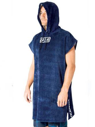Ocean & Earth Mens Poncho