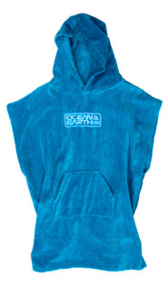 Ocean & Earth Youth Poncho