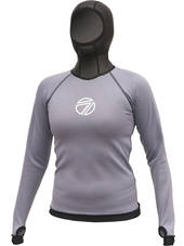 Hooded Titanium Hot Top - Womens