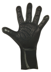 Xcel 3mm Infiniti Quick Dry Gloves with free Clip'n Drip
